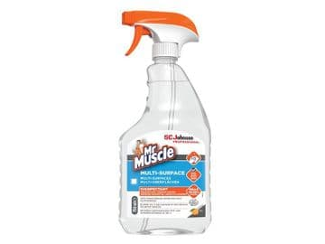 Mr Muscle® Multi-Surface Cleaner 750ml